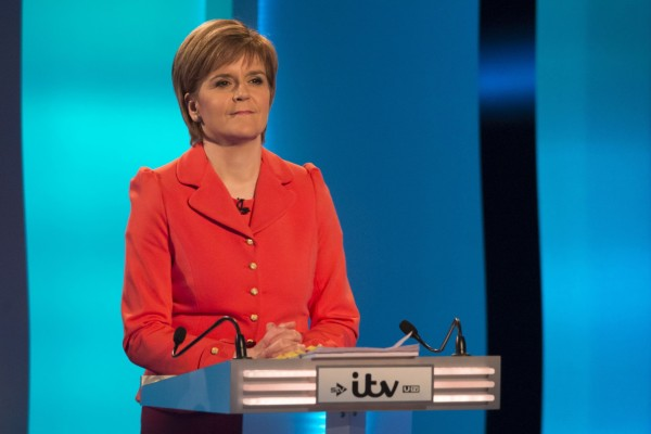 Scotland threatens to leave U.K. if forced out of E.U.