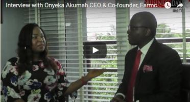 Interview with Onyeka Akumah CEO & Co-founder, Farmcrowdy