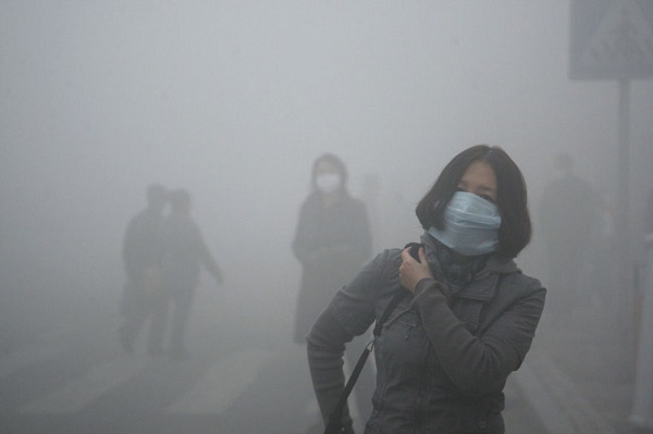 As soot blankets Port Harcourt