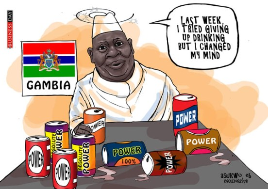 Gambia seizes ex-dictator Jammeh's bank accounts