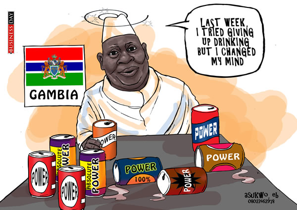 Gambia seizes ex-dictator Jammeh's bank accounts