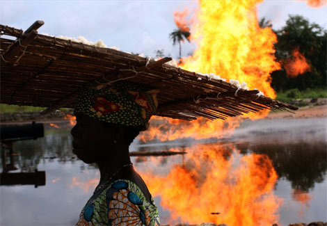Natural Resource Policy Nigeria Shell