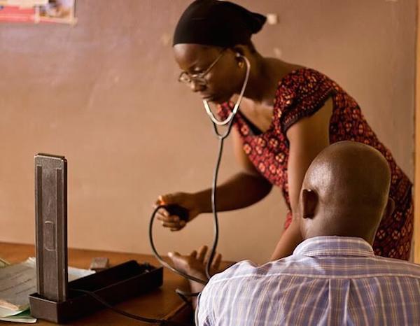 Universal health coverage a right, says Saraki