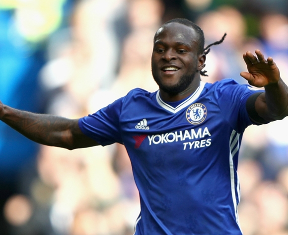 Victor Moses wins another Premier League Award