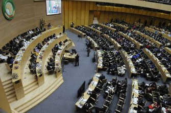 African Union to choose new leader, review Morocco membership