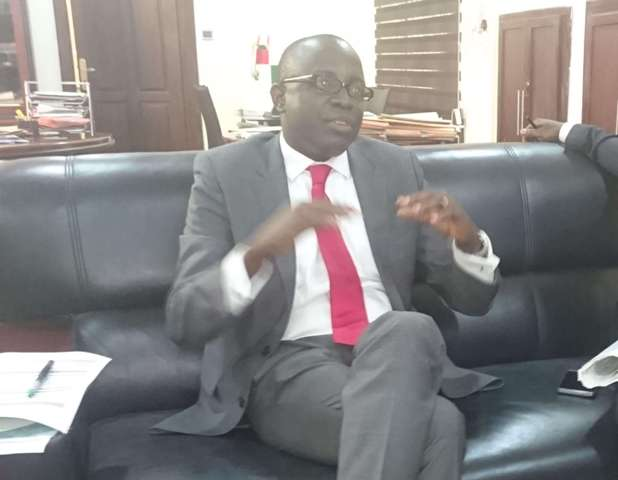 Lagos State is targeting to bring the huge informal market into the tax net- Ashade