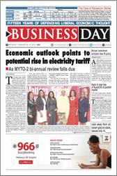 BusinessDay 26 Aug 2016