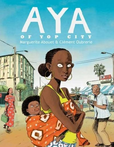 Aya of Yop City was screened at the 4th Ake Arts and Book Festival. Discover how the author, Marguerite Abouet was able to sell 1,000,000 copies.