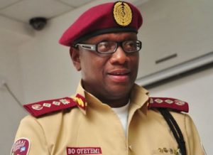 FRSC charges safety managers on minimum safety standards