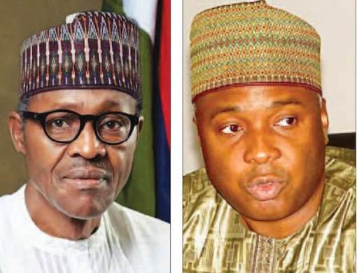 Buhari, Saraki meet over 2017 budget again