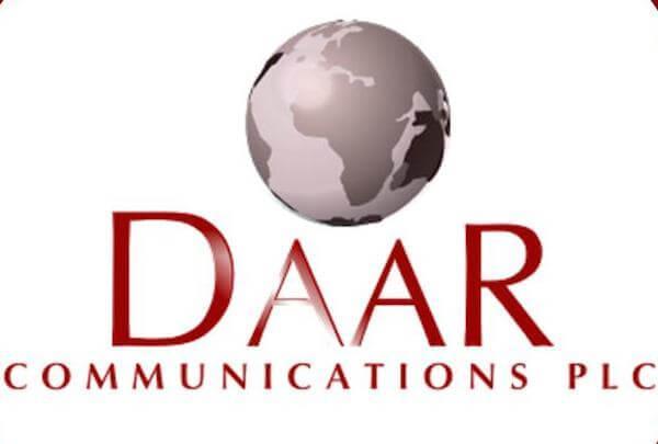 Image result for DAAR Communications Plc