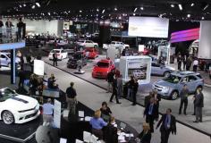 Detroit auto-show points to enduring market for sedans