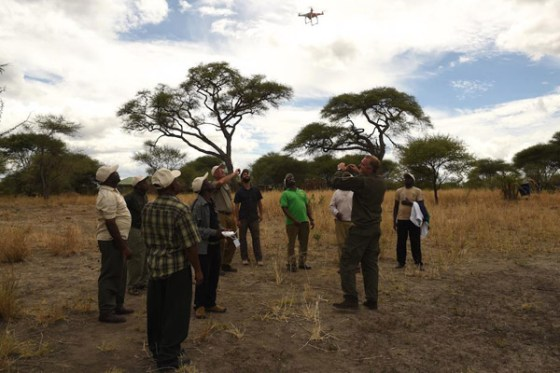 How drones are changing the lives of flood victims in Tanzania