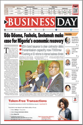BusinessDay 27 Feb 2017