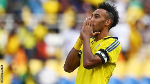 Host Gabon crash out of AFCON 2017