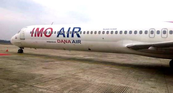 Dana Air partners Imo State to launch Imo Air