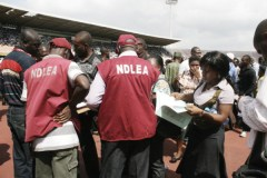 Kano NDLEA arrests suspected drug traffickers in police uniform
