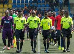 Results from Match Day 2 in 2016/2017 NPFL