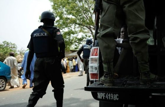 Police arrest driver for supplying food to Boko Haram