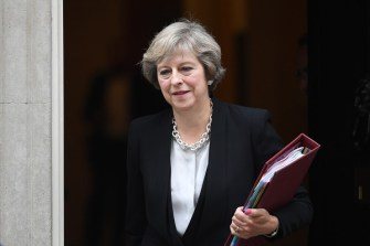 Supreme Court says PM May must get parliament approval to trigger Brexit