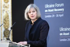 Lukewarm welcome for May's pledge to nurture 'world-leading' industries