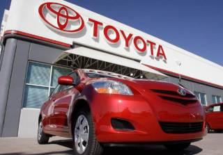 "Japan describes Toyota an ""important corporate citizen"""