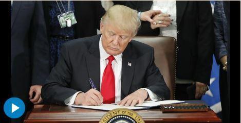 Trump repeal of SEC regulation signals more to come