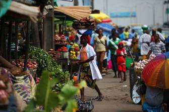 Nigeria's April inflation drops 17.24%