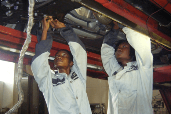 Obaseki kick-starts 200,000 jobs creation agenda with engagement of female mechanics