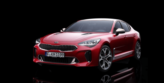 Stinger debuts to fulfill Kia's sport-sedan destiny
