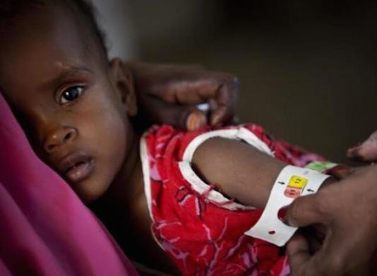 The private sector if well engaged could be a powerful force in the global fight against malnutrition
