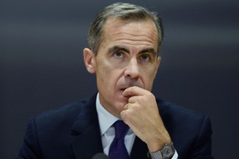 Carney inflation alert as May sets course for clean break with EU