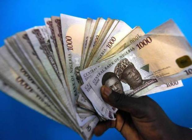 Naira maintains gains as CBN keeps interest rate unchanged