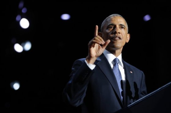 Obama defends healthcare legacy as House weighs repeal