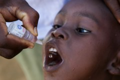 'Malnutrition hinders children's immunity against polio after vaccination'