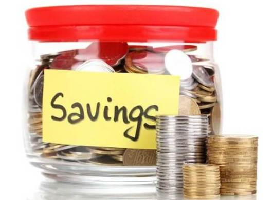 'Prepare yourself for the future through savings'