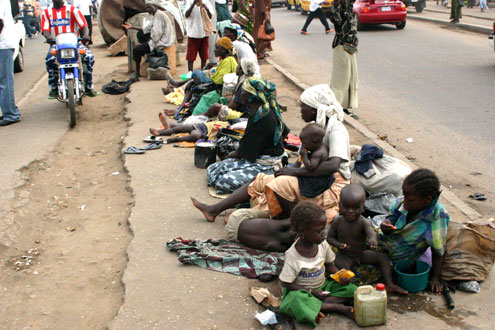 Beggars In Nigeria Will Start Paying Tax – FG