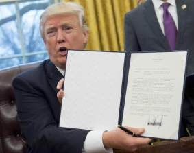Asian nations try to save TPP trade deal after U.S. exit
