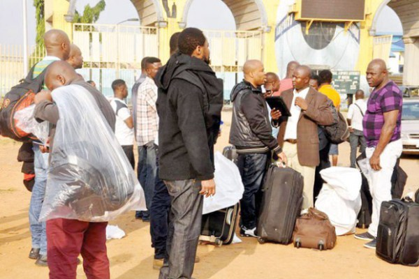 UK reports 35 Nigerians for immigration offences