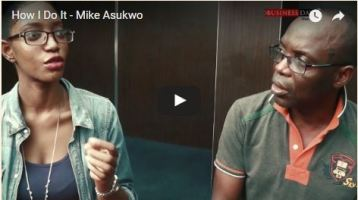 How I do It - Mike Asukwo