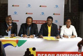 Beach Olympics berths in Lagos