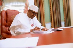 Buhari launches economic recovery plan as governors pledge support at sub-national level
