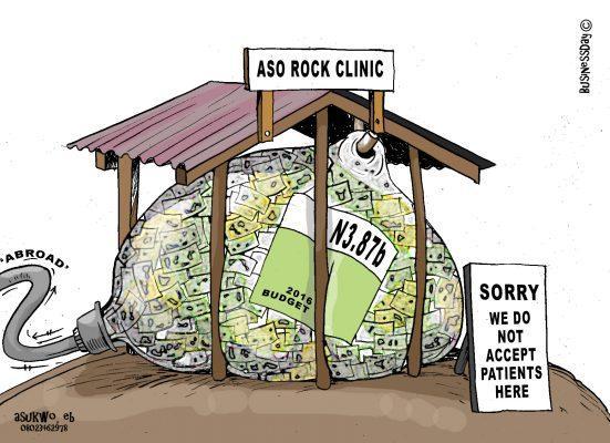 Aso Rock Clinic