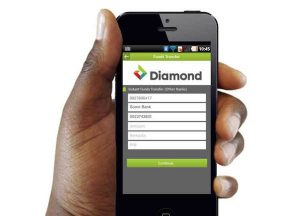 Diamond Bank rated best bank in financial inclusion, mobile App