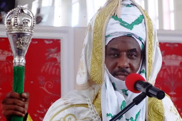 Every emir, politician, senator should go through drug test- Sanusi