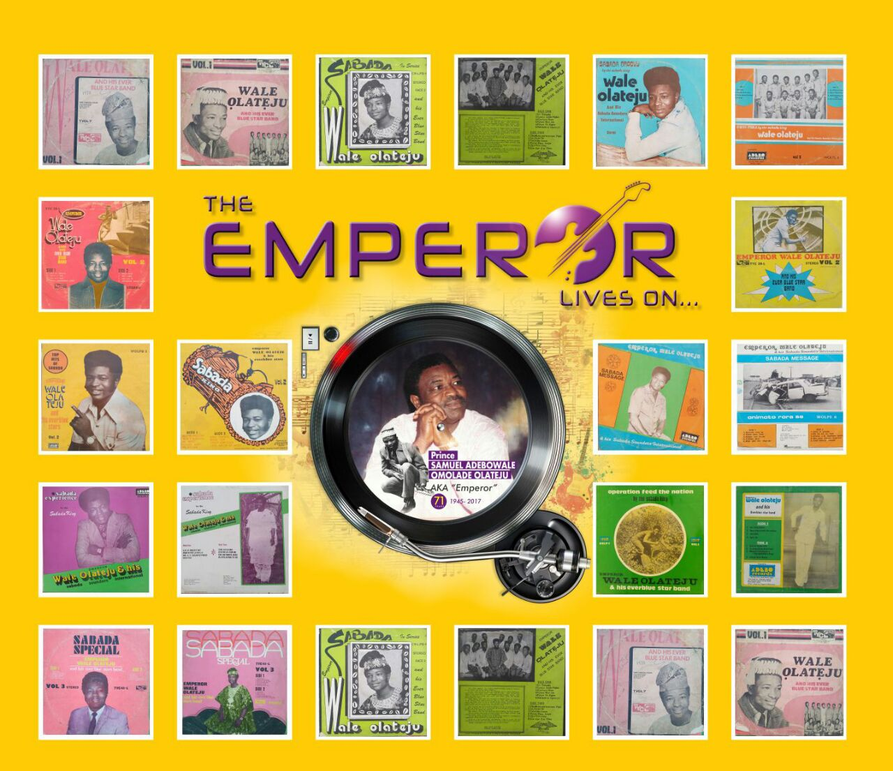 Remembering Emperor; theSabadamaestro