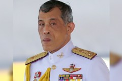 Thailand's new king shows his strength leftright 2/2leftright