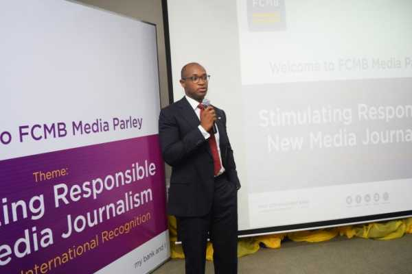 Ladi Balogun is FCMB's new group chief executive