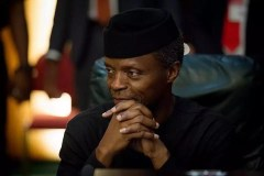 Osibanjo calls for banking sector support to achieve 7% annual growth forecast