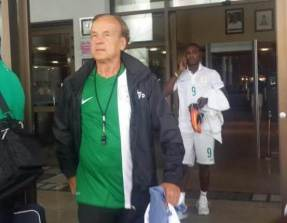 Rohr:Nigeria will qualify for AFCON 2019 and 2018World Cup